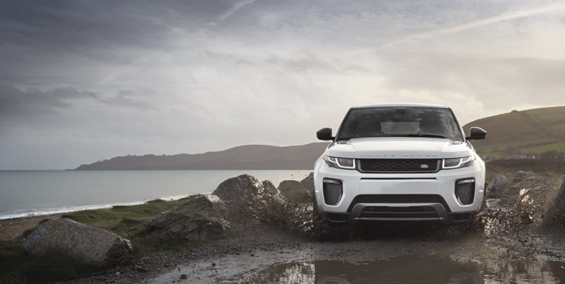 Soi chi tiết Range Rover Evoque 2016 mới về Việt Nam