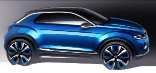 Volkswagen ra mắt đối thủ của Mazda CX-3 tại Geneva Motor Show 2016