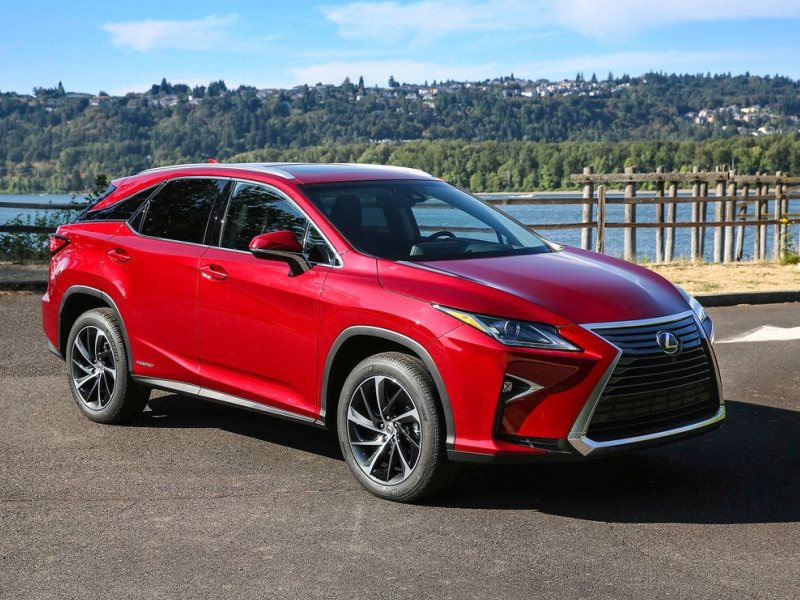 6 mẫu SUV Hybrid 2016 không thể bỏ qua