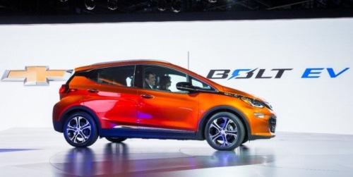 """Những cái """"nhất"""" của xe điện Chevrolet Bolt"""