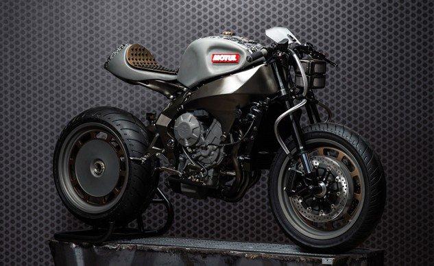 Motul tiết lộ mẫu motor Concept cho tương lai