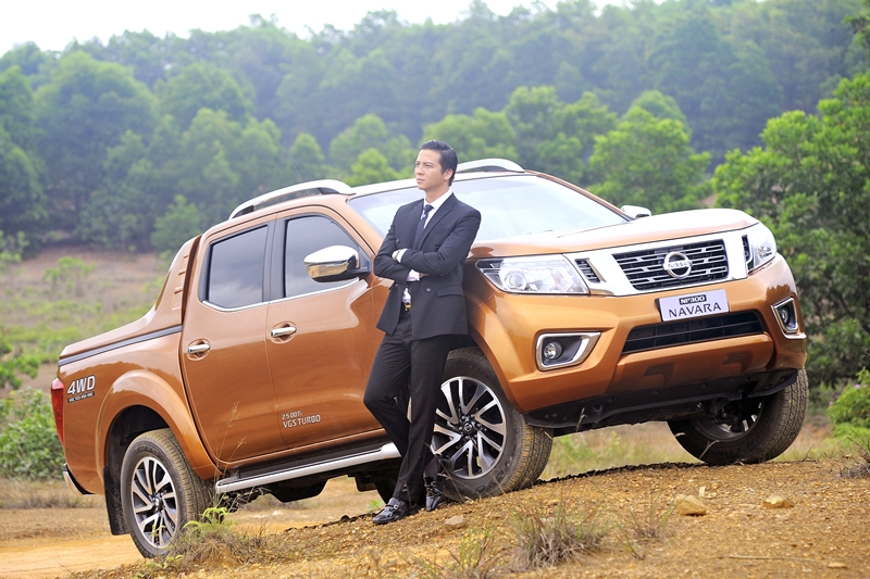 Nissan NP300 NAVARA đoạt giải chiếc pick-up của năm 2016