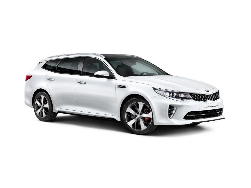 Sau Kia Optima Sportwagon là hàng loạt xe mới