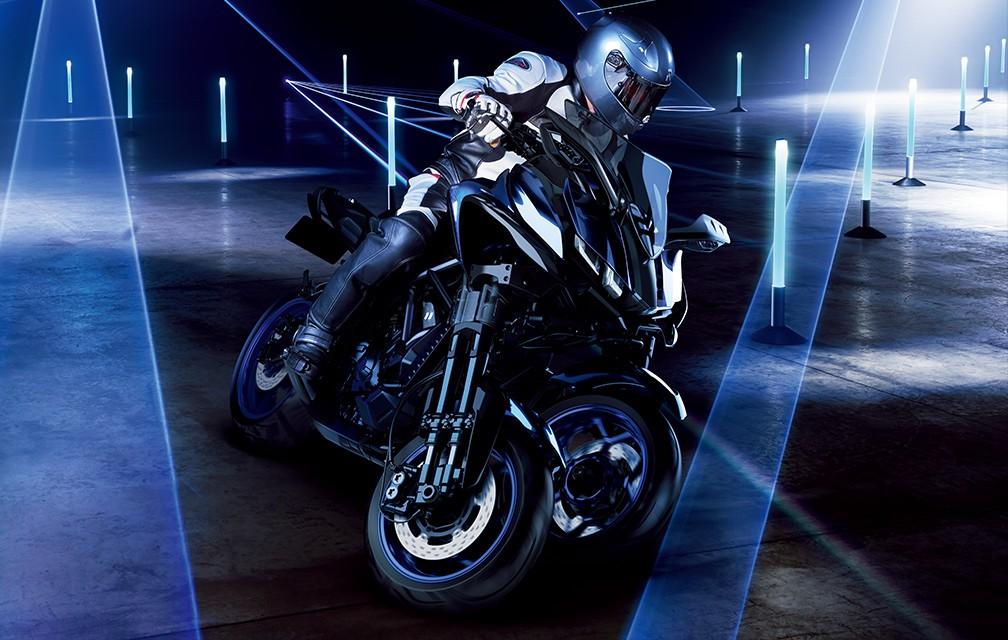 MWT-9, mô tô 3 bánh độc đáo của Yamaha có thể đi vào sản xuất