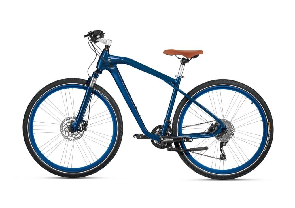 """BMW ra mắt bộ sưu tập """"xe đạp"""" độc đáo"""