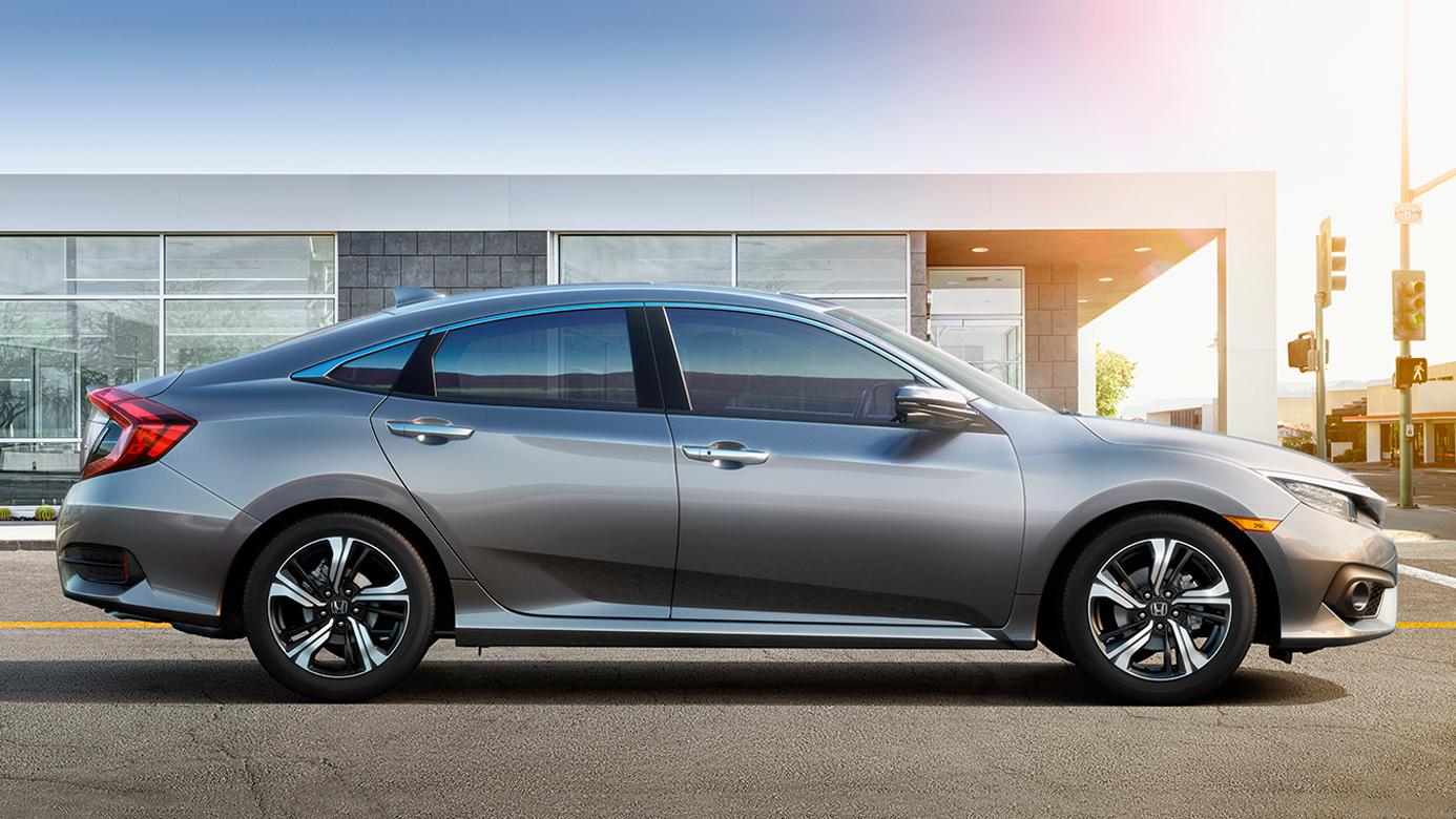 Honda Civic 2016, phiên bản Đông Nam Á sắp sửa ra mắt