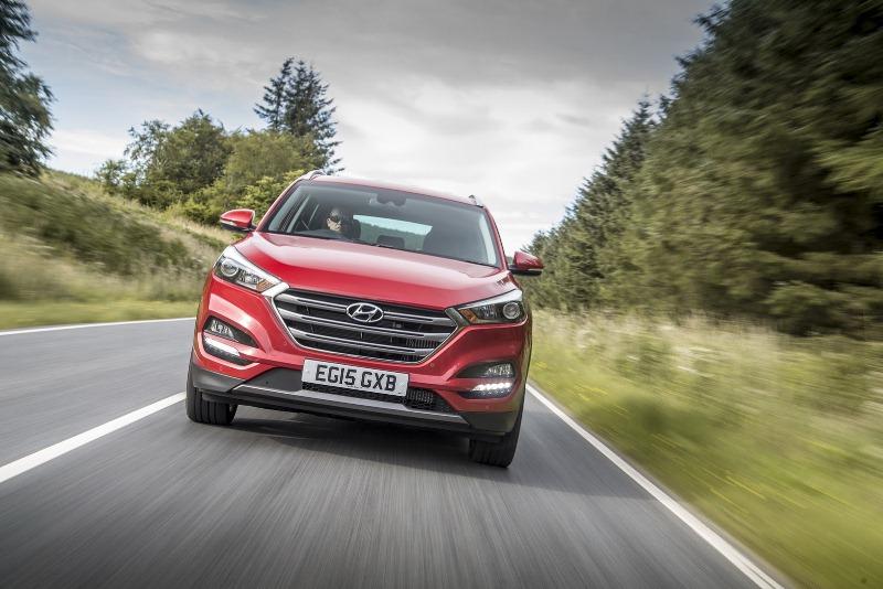 Hyundai Tucson có thêm tùy chọn động cơ mới