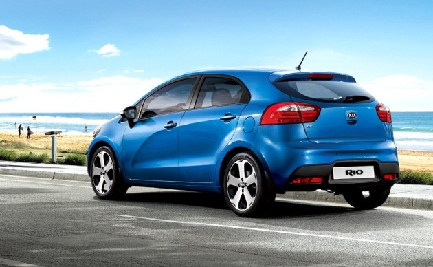 5 mẫu hatchback dưới 600 triệu đồng dành cho người mua xe lần đầu