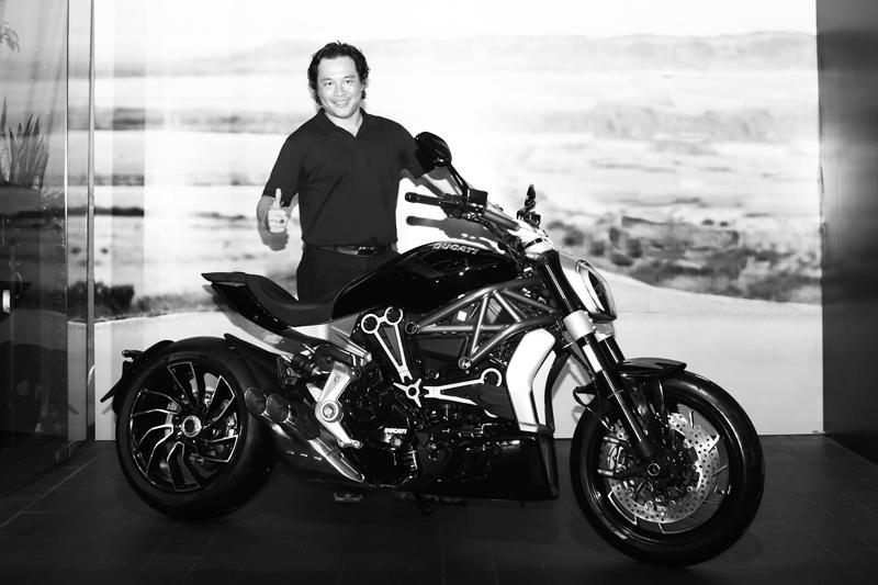 Ducati XDiavel S đầu tiên tại Việt Nam có giá bán 1,2 tỷ đồng