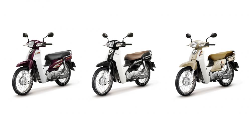 Honda Việt Nam giới thiệu Super Dream 110cc mới, giá từ 18,7 triệu đồng