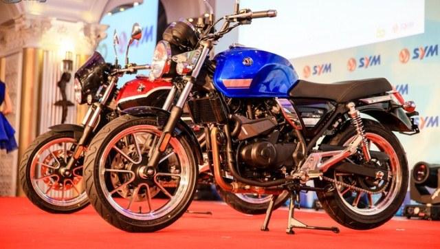 Xem trước SYM Wolf 300 chuẩn bị ra mắt tại Việt Nam