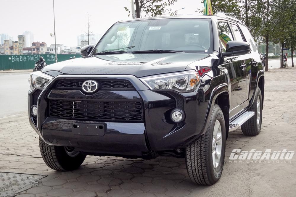 Chi tiết Toyota 4Runner SR5 2016 tại Hà Nội