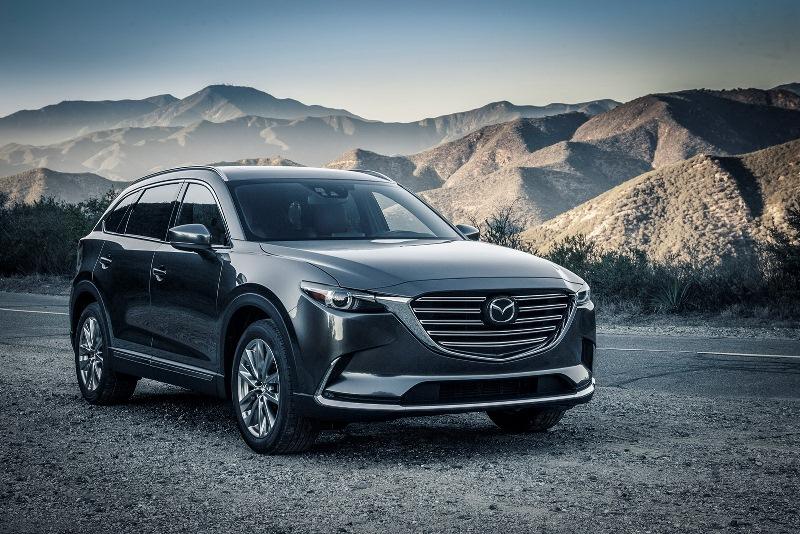 Mazda CX-9 2016 giá từ 31.520 USD