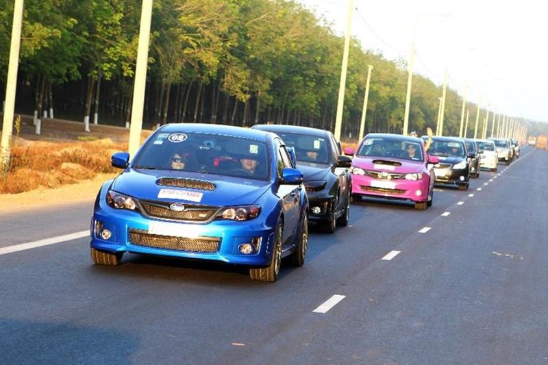 """Khởi động chiến dịch """"Tình Yêu Subaru"""""""