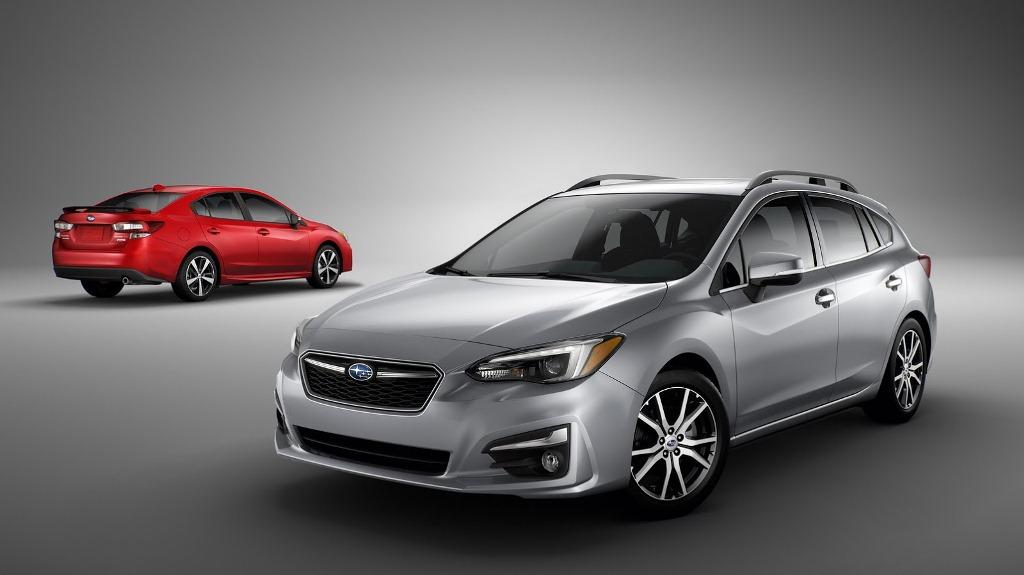"""Subaru Impreza 2017 hoàn toàn mới """"chào"""" thị trường"""