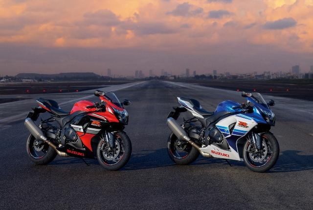 Suzuki GSX-RR1000 sắp ra mắt tại Vietnam Motorcycle Show 2016