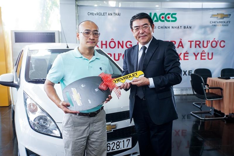 Tập đoàn JACCS Nhật Bản mở rộng cho vay mua ô tô tại Việt Nam