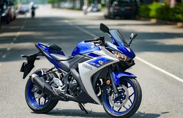 Yamaha YZF-R3 155 triệu đồng bán tại Việt Nam