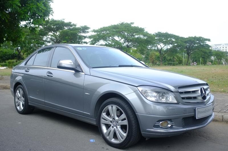 Hàng nghìn xe Mercedes-Benz C-Class tại Việt Nam bị triệu hồi