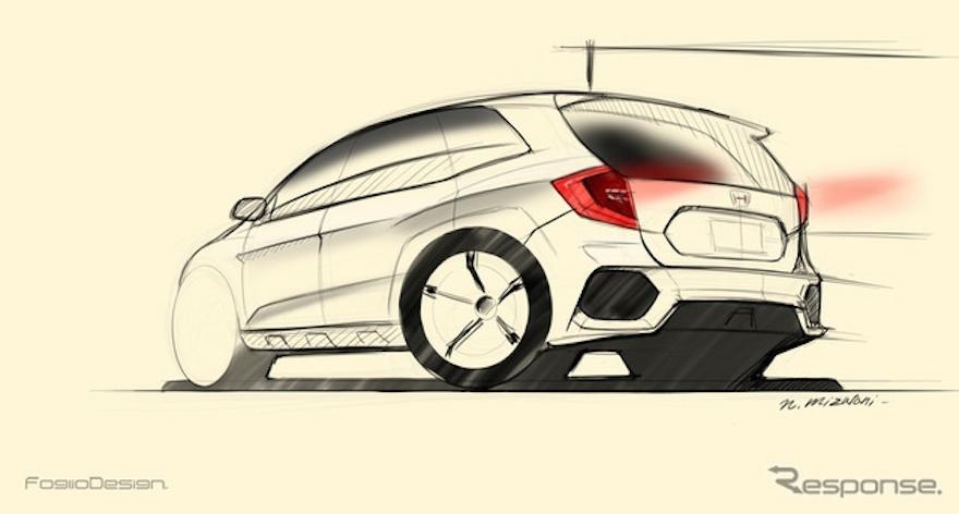 Honda CR-V thế hệ mới đặt lịch ra mắt