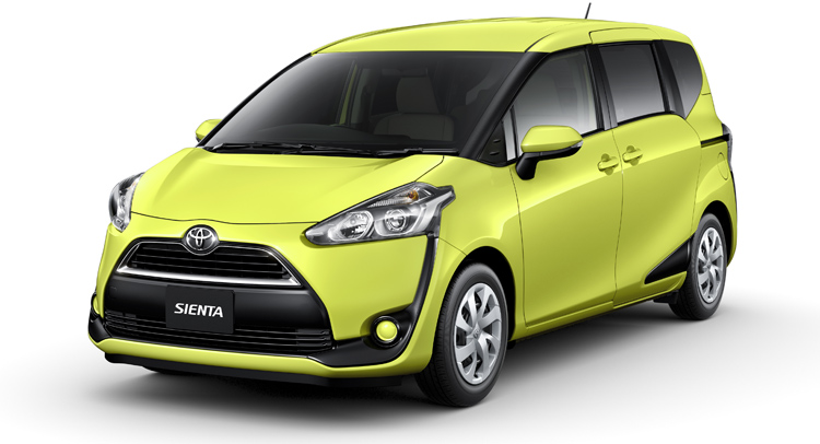 Toyota Sienta 2016: Xe gia đình rẻ hơn cả Innova