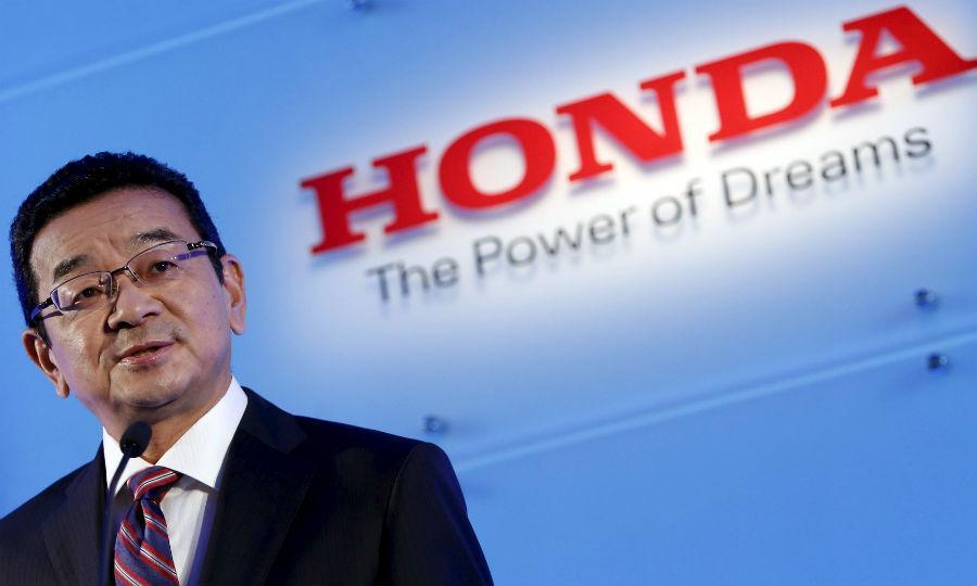 """Takahiro Hachigo đang """"dọn dẹp"""" Honda như thế nào?"""