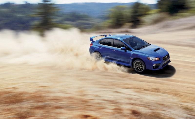 Subaru công bố giá bán WRX và WRX STI 2017
