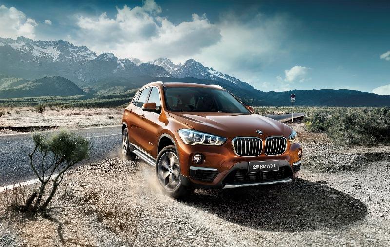 BMW trình làng X1 trục cơ sở dài