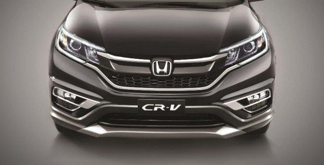 5 điều cần biết về Honda CR-V 2017