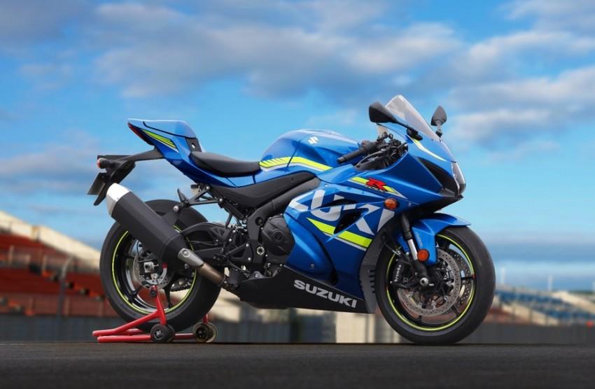 """""""Vua đường phố"""" Suzuki GSX-R 1000 2017 sắp ra mắt tại Malaysia"""