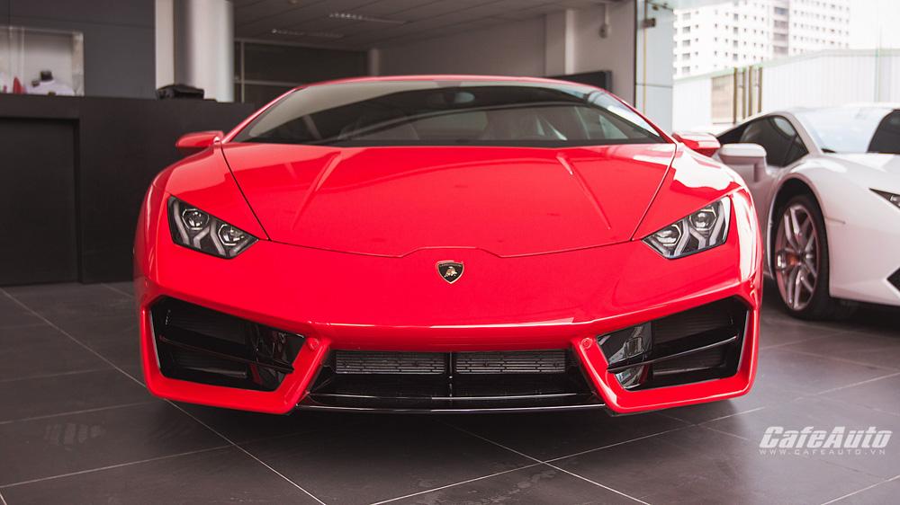 Lamborghini Huracan LP580-2: Định nghĩa lại khái niệm Lamborghini cầu sau