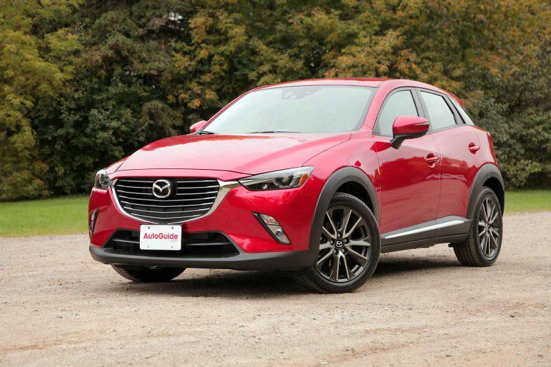 Mazda CX-3 2017 thêm nâng cấp giá không đổi