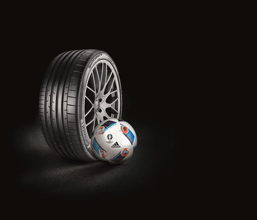 Continental Tires tưng bừng khuyến mãi mùa Euro