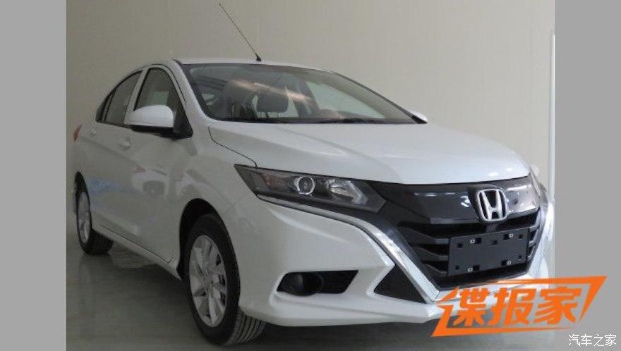 Honda City hatchback rò rỉ hình ảnh ở Trung Quốc