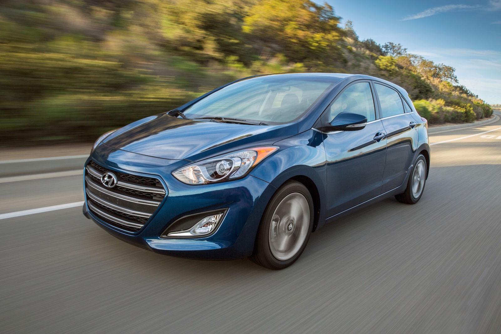 Hyundai i30 2017 sắp ra mắt với 7 lựa chọn động cơ
