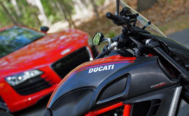 "Volkswagen sắp ""chia tay"" với Ducati"