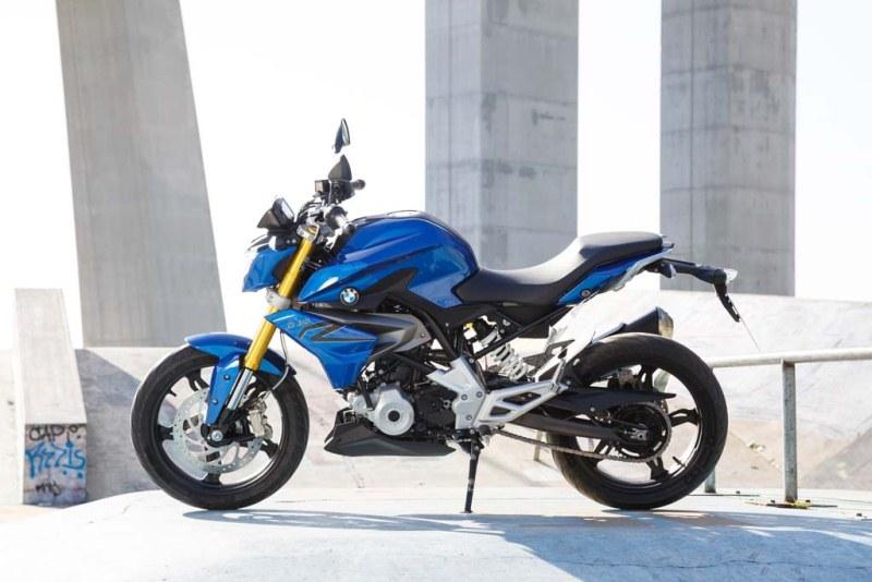 BMW công bố giá bán Nakedbike cỡ nhỏ G310R