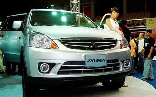 Mitsubishi Việt Nam triệu hồi gần 2.600 xe Zinger