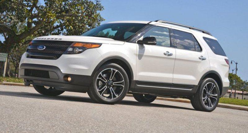 Ford Explorer bị điều tra liên quan đến vấn đề khí thải