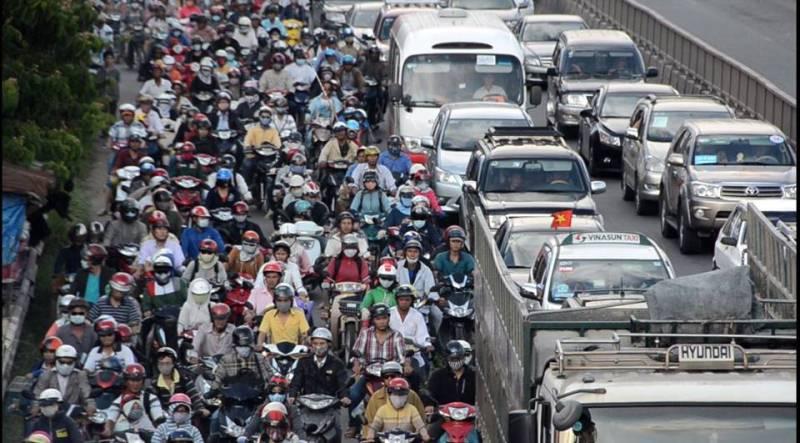 Năm 2025, toàn dân sẽ đi ô tô?