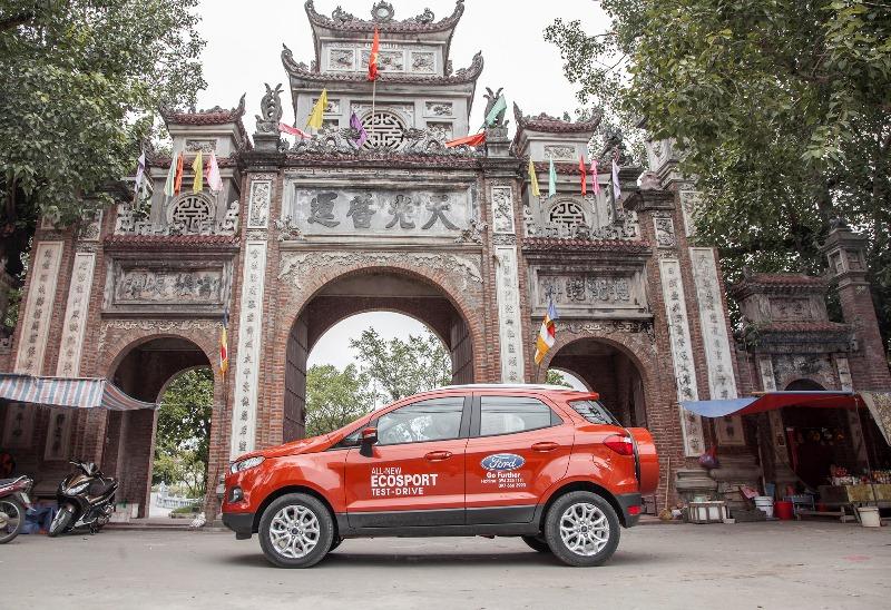 13,616 xe Ford được người Việt mua trong 6 tháng