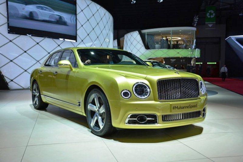 Bentley sắp tung ra mẫu xe siêu sang số lượng giới hạn?