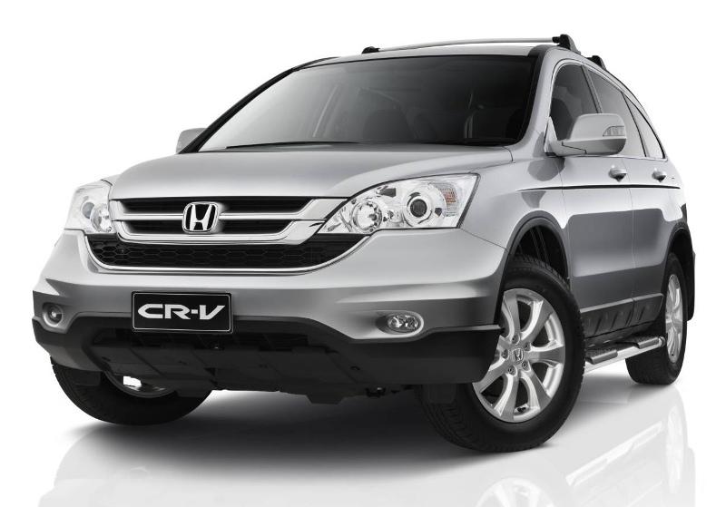 Honda Việt Nam triệu hồi gần 10.000 xe vì lỗi túi khí