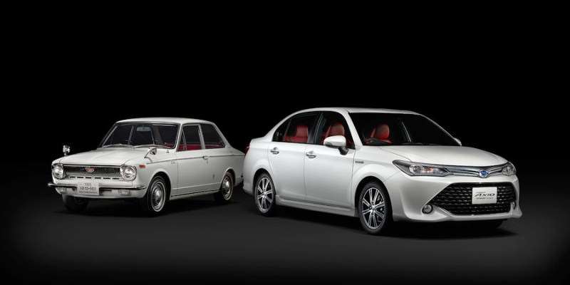 Toyota mừng sinh nhật lần thứ 50 của Corolla bằng bản đặc biệt