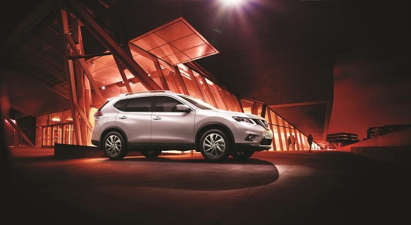 Nissan X-Trail sắp ra mắt tại Việt Nam