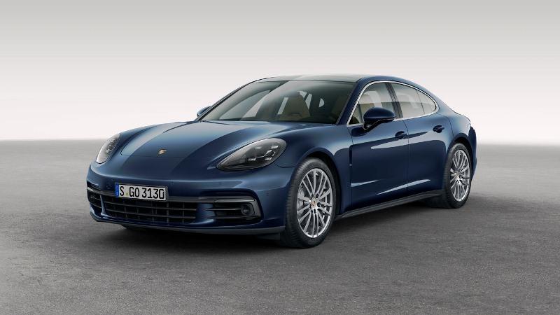 Porsche Panamera bản trục cơ sở dài sẽ ra mắt trong năm nay