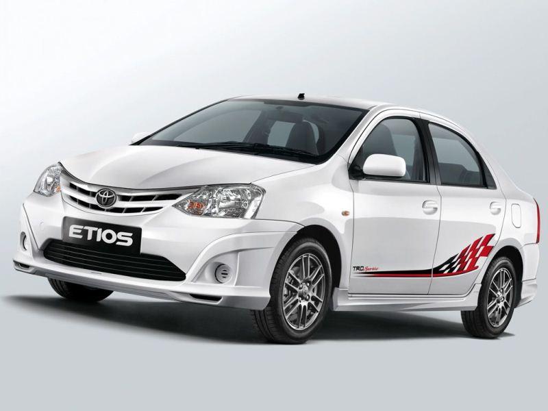 Phiên bản Toyota Etios C cạnh tranh với Honda City
