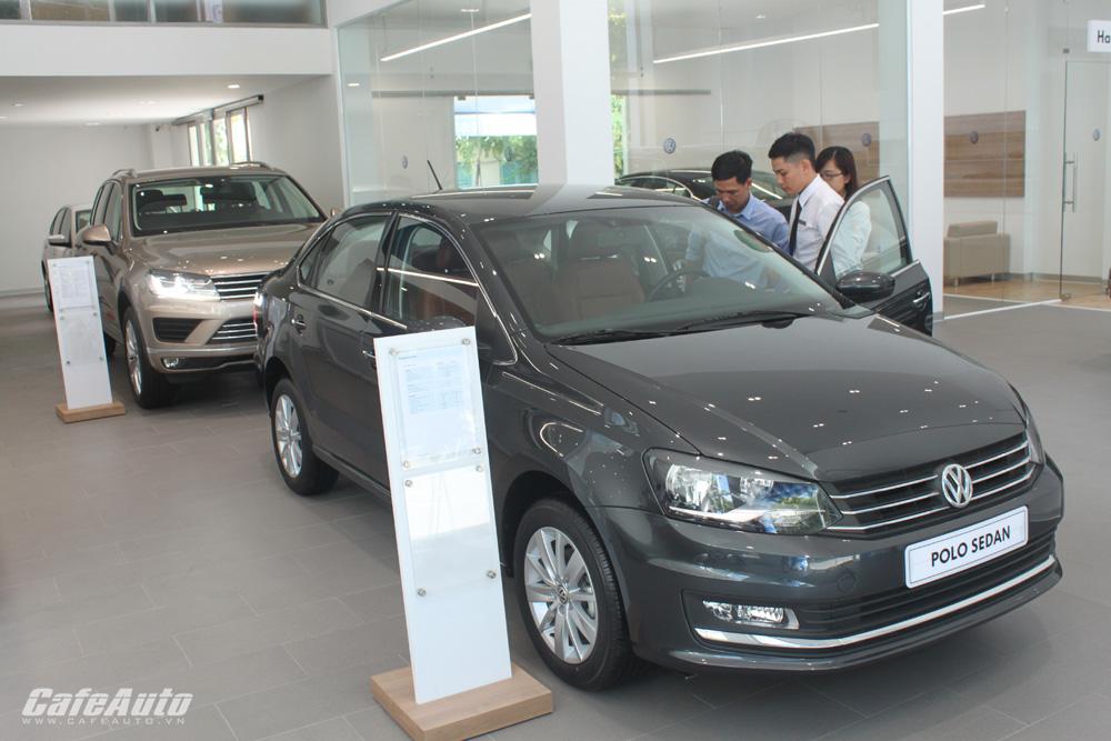Volkswagen Việt Nam khai trương showroom tại Tp. Hồ Chí Minh