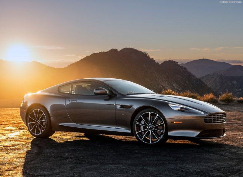 Aston Martin DB9 ngưng sản xuất sau 13 năm