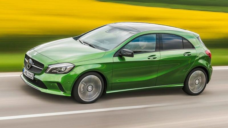 Mercedes-Benz A-Class 2018 sẽ có khả năng tự lái